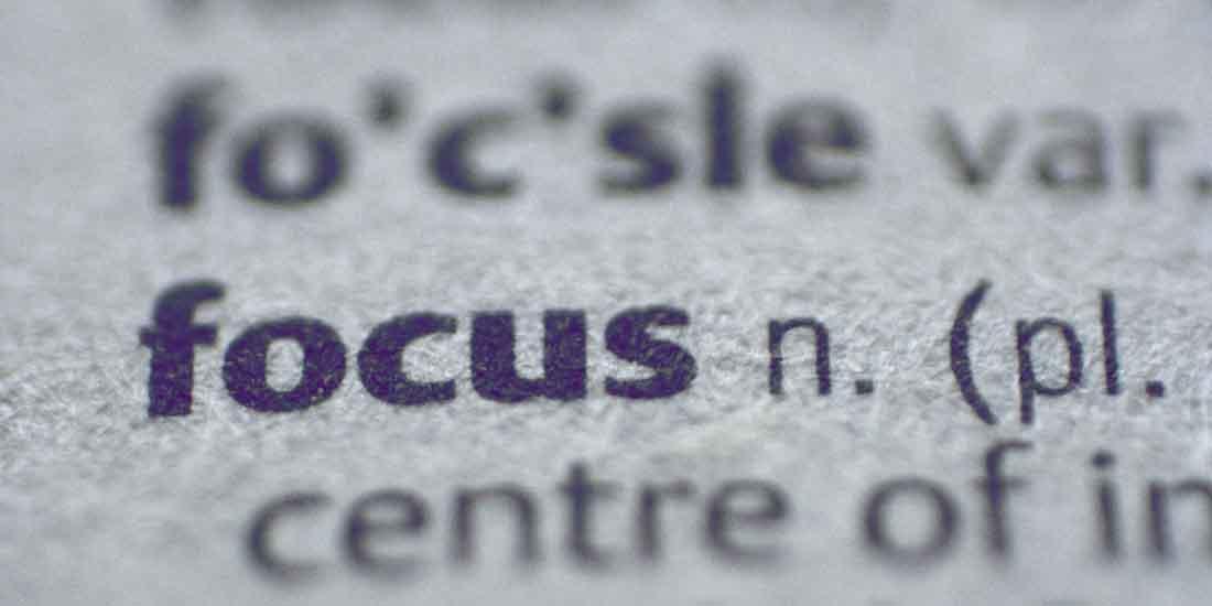 ostrość focus słownik terminów filmowych blog