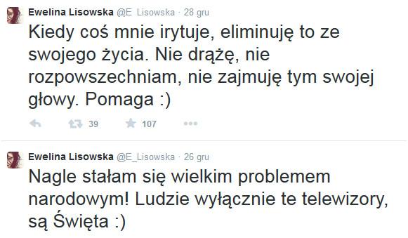 ewelina lisowska twitter media expert