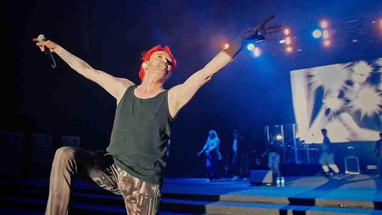 backstage z koncertu Ich Troje